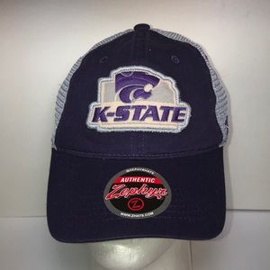 Men's Kansas State Hat New with tags